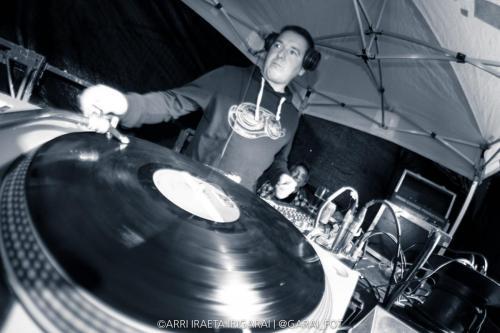 Nazareno DJ Ordiziarrock XVI 2019